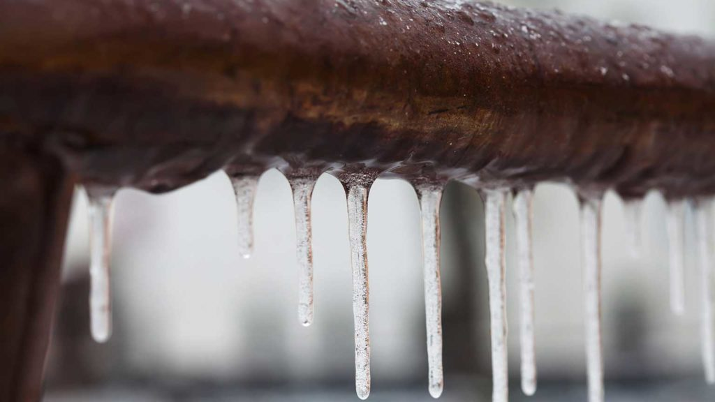 Casco winchester plumber va, well pump services, how to avoid frozen pipes this winter